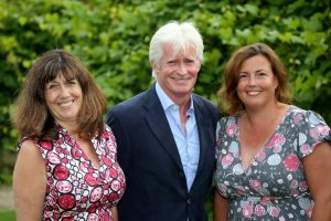 Launch of the Food and Drinks Awards at Jeremy's Restaurant at Borde Hill Gardens -